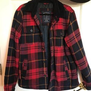 Men's flannel jacket from American Eagle